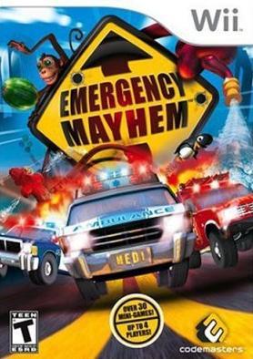 Descargar Emergency Mayhem [English] [WII-Scrubber] por Torrent